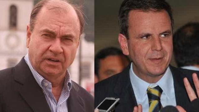 Cesar Maia e Paes podem disputar o governo do Rio
