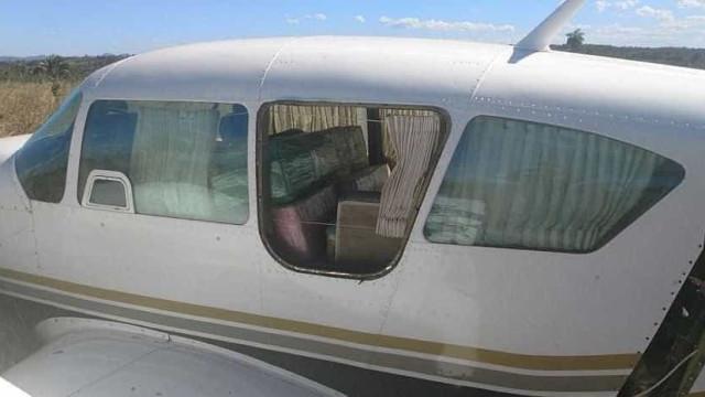 FAB: local de decolagem de voo com cocaína foi informado por piloto