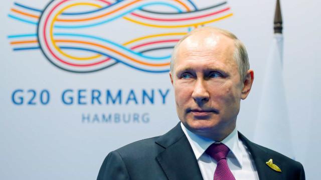 'Trump é muito diferente do que se vê na TV', diz Putin