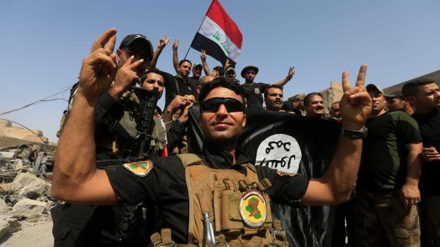 Coalizão confirma derrota  do Estado Islâmico em Mossul