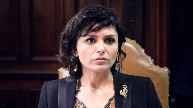 Monica Iozzi lembra relação abusiva e agressão: 'Sentou a mão na minha cara'