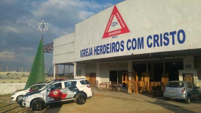 Bingo clandestino usava prédio com  fachada de igreja evangélica em SP