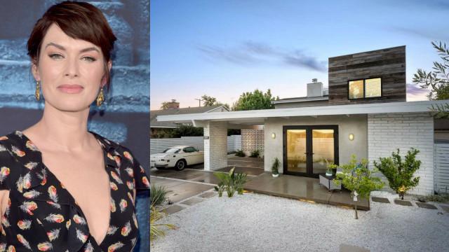 Lena Headey, de 'Game Of Thrones' coloca mansão à venda; veja as fotos