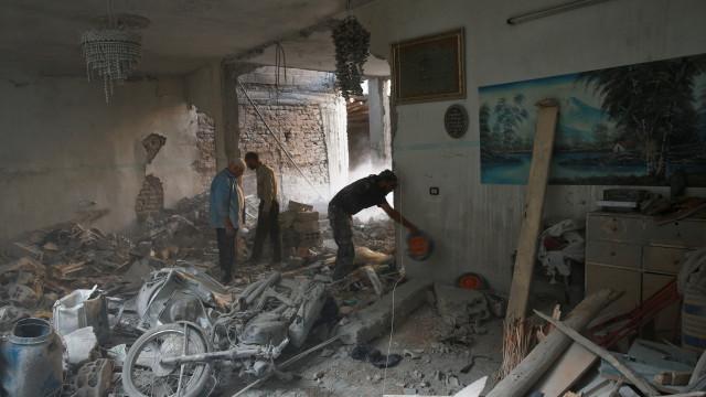 Nas últimas 24 horas, 11 civis foram  mortos na Síria