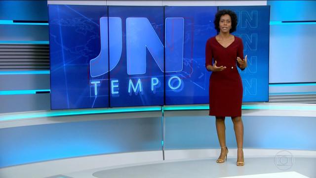 Sem espaço no 'JN', Maju Coutinho posta previsão nas redes sociais