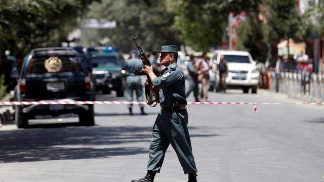Sede do Ministério de Informação do Afeganistão sofre ataque
