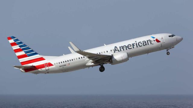 Passageiros de dois voos para a Filadélfia (EUA) passam mal em viagem