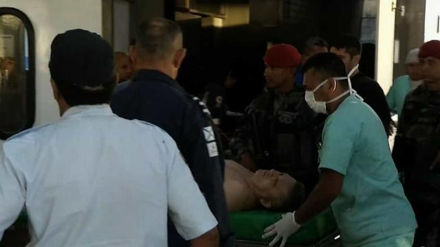 Mentor de assalto ao Banco Central  é baleado durante tentativa de fuga