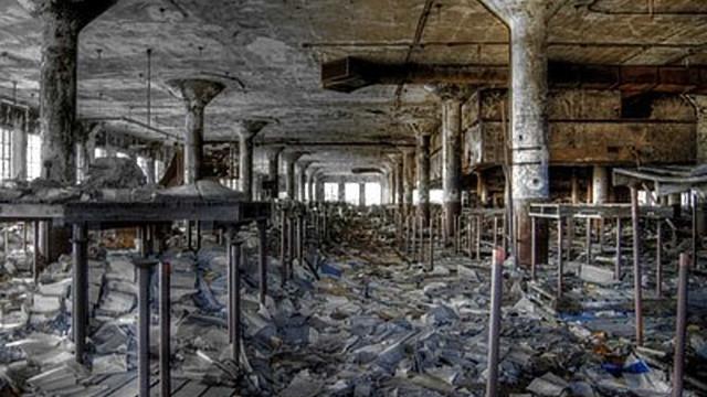Conheça algumas bibliotecas abandonadas ao redor do mundo