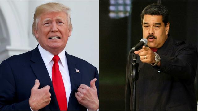 Sanções dos EUA devem piorar crise, mas podem tornar Maduro vítima