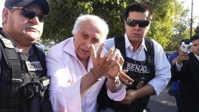 Justiça suspende prisão domiciliar de Roger Abdelmassih
