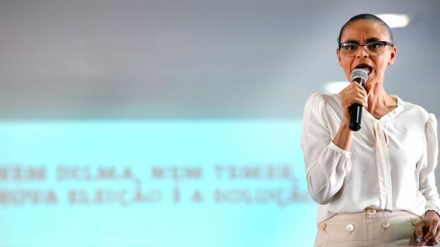 Marina sugere em anúncio de TV que população faça 'Operação Lava-Voto'