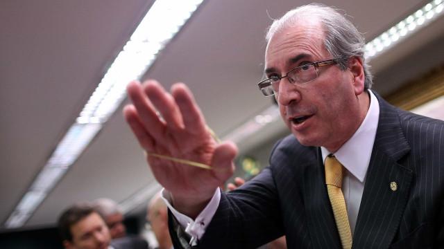 """Eduardo Cunha: """"contra Lula eu votaria em Bolsonaro"""""""