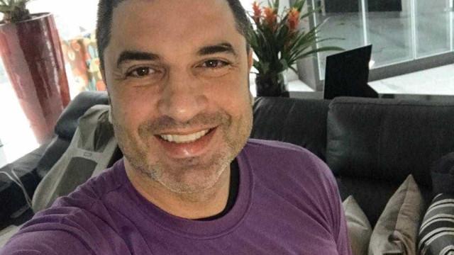 Edu Guedes celebra um mês na Band e diz que não parou após acidente por causa da filha