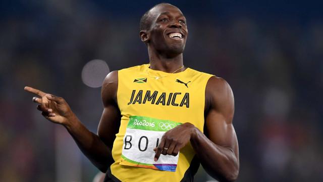 Usain Bolt prepara-se para ser pai pela primeira vez