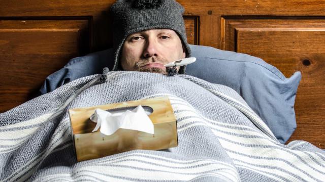 O tempo seco realmente aumenta os casos de gripe?