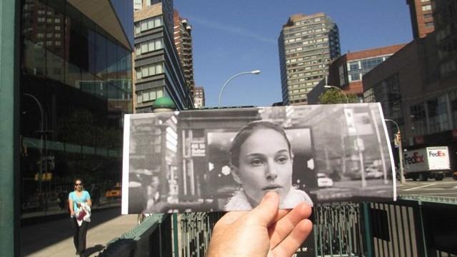 Fotos mostram como estão locais de cenas de filmes na atualidade
