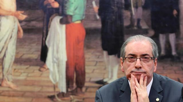 PGR denuncia Cunha e Chinaglia por corrupção e lavagem de propinas da Odebrecht