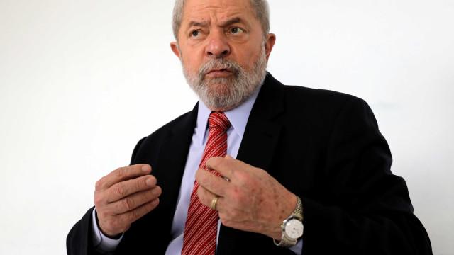 'Brasil é governado por um bando de maluco', diz Lula na prisão