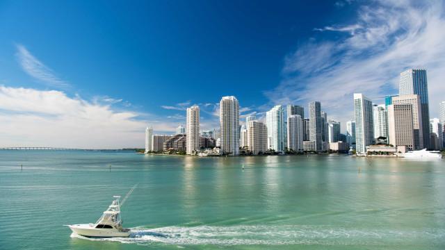 Miami é o destino internacional mais procurado em 2019