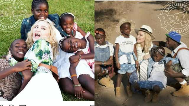Madonna fala sobre os filhos adotivos: 'Chorava antes de ir dormir'