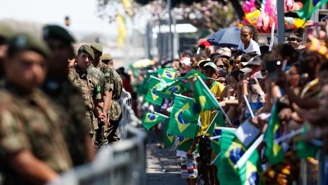 Bolsonaro participará do desfile do Dia da Independência