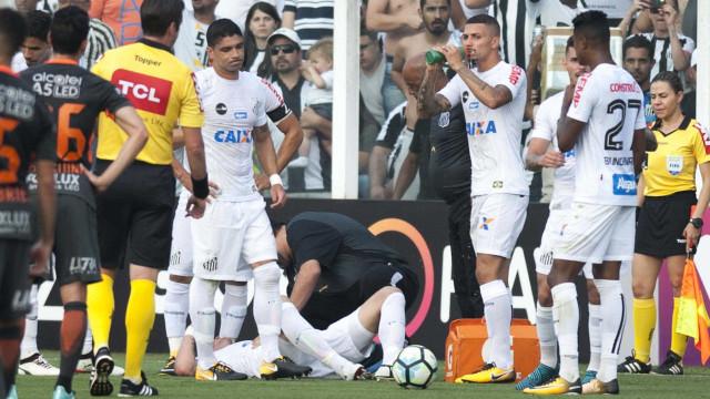 Santos empata no Equador e fica perto da semifinal da Libertadores