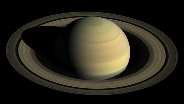 Onde a sonda Cassini foi parar? Imagem da NASA revela