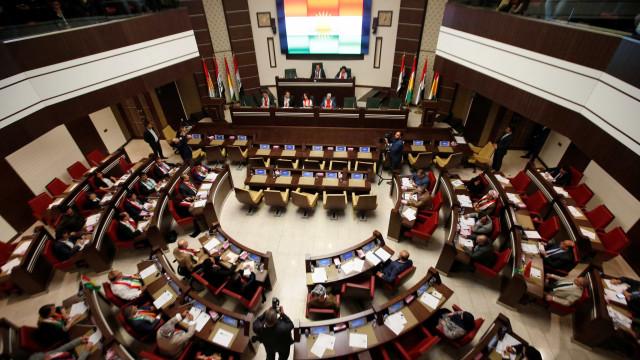 Parlamento do Curdistão aprova referendo separatista