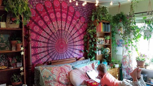 Inspire-se: o estilo boho dentro da sua casa