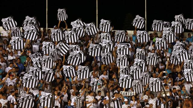 Série de vitórias no 1º turno motiva Santos em arrancada no Brasileirão