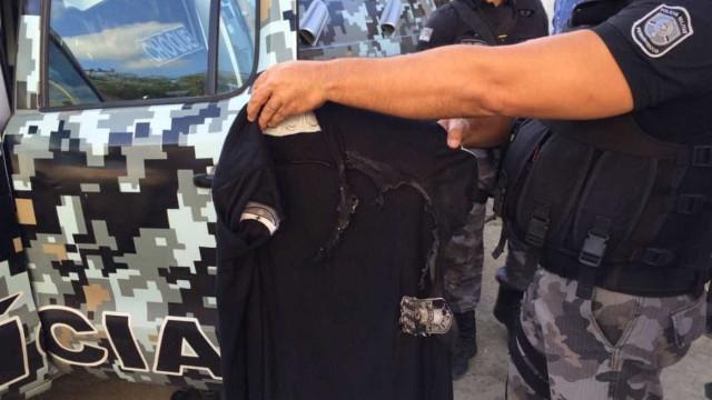 Segurança de Náutico x Inter é atingido por rojão; 25 são presos