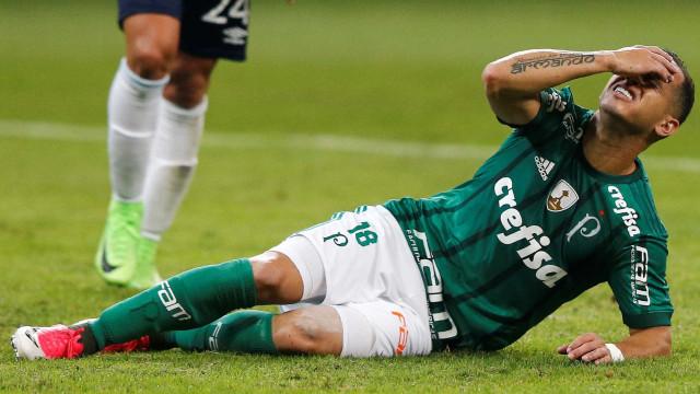 Guerra define temporada do Palmeiras como 'uma vergonha'