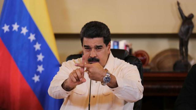 Presidente dos EUA nega ligações a ataques contra Governo de Maduro