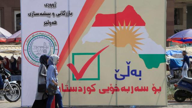 EUA não reconhecem referendo no Curdistão iraquiano, mas pedem calma