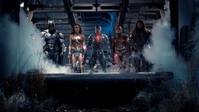 HBO Max libera trailer em cores de nova versão de 'Liga da Justiça'