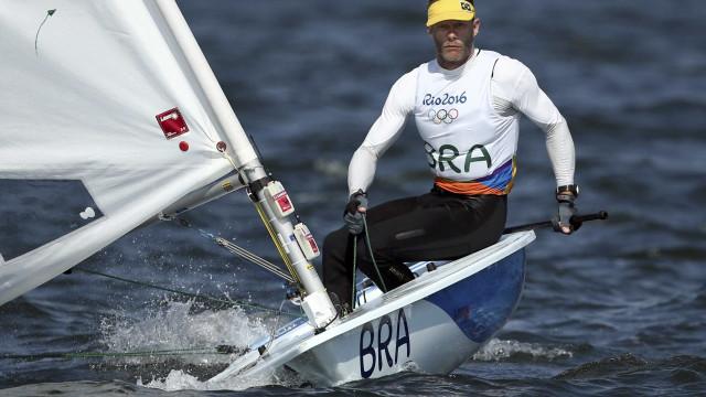 Scheidt deixa aposentadoria para tentar 7ª Olimpíada