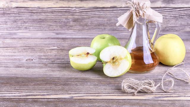 Vinagre de sidra ajuda a perder peso, reduz o apetite e o colesterol