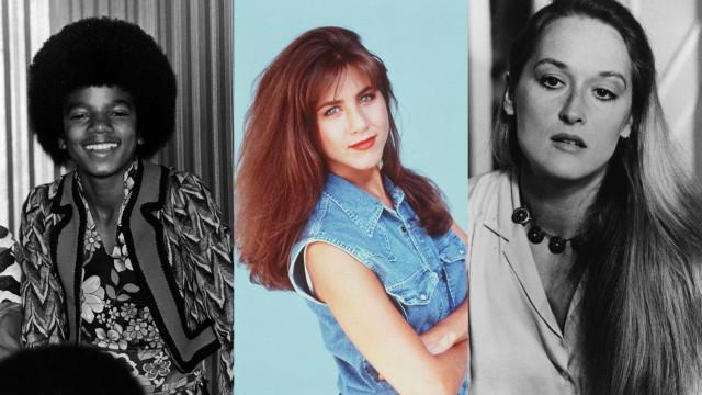 Saiba como eram estes famosos internacionais na juventude; fotos