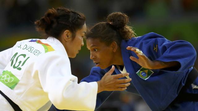 Judô substitui vôlei e concentra poder no esporte nacional