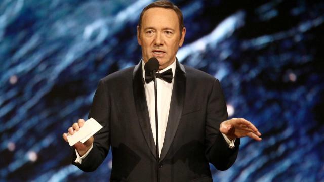 Após afastamento por acusações, Kevin Spacey volta às telas de cinema