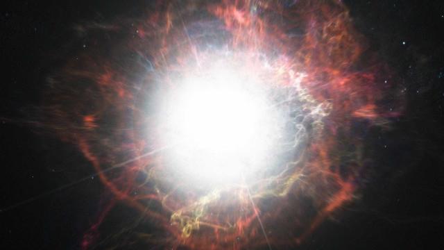 Astrônomos ficam confusos com desaparecimento de estrela