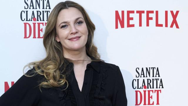 Após terceiro divórcio, Drew Barrymore não quer mais saber de homens