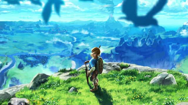 Novo 'The Legend of Zelda' começou a ser produzido