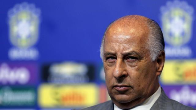 Fifa libera R$ 137 milhões para CBF após banimento de Del Nero