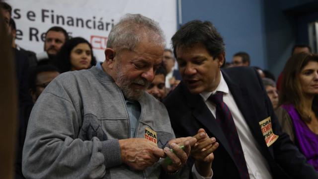 PT deve indicar nome de vice de Lula em convenção neste sábado