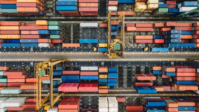 Indústria acelera importações em 2018
