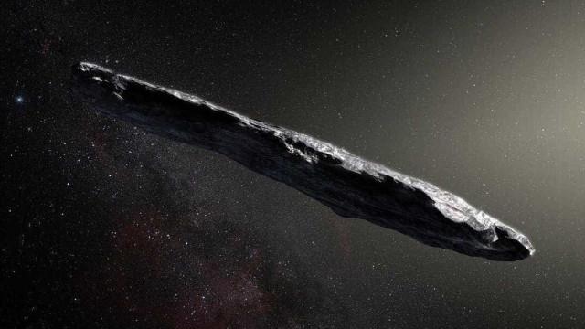 Asteroide misterioso pode ser uma nave alienígena, dizem cientistas