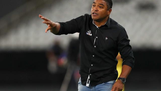 Roger Machado é demitido do comando do Palmeiras