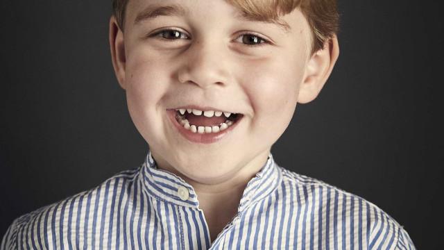 Príncipe William revela qual o filme preferido do príncipe George